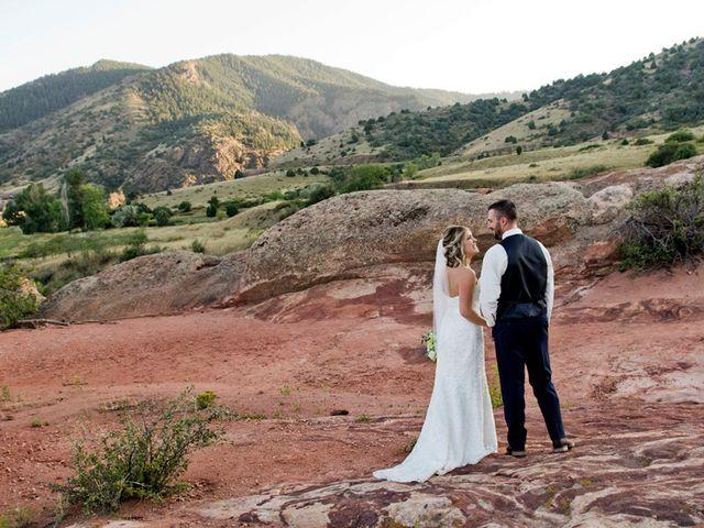 Bryan and Michelle's Wedding in Morrison, Colorado 1