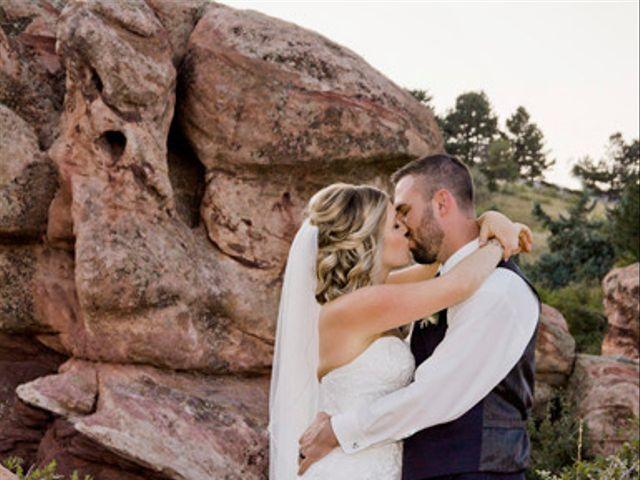 Bryan and Michelle's Wedding in Morrison, Colorado 21
