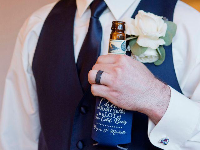 Bryan and Michelle's Wedding in Morrison, Colorado 26