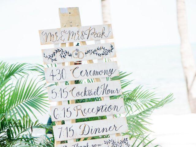 Jacob and Taylor's Wedding in Islamorada, Florida 22