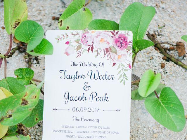 Jacob and Taylor's Wedding in Islamorada, Florida 23