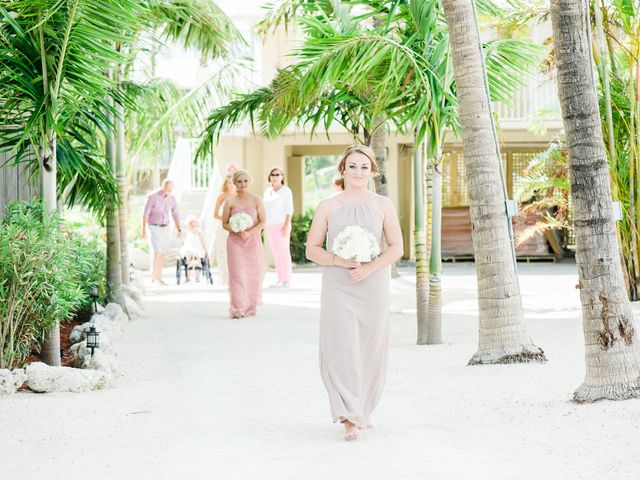 Jacob and Taylor's Wedding in Islamorada, Florida 28