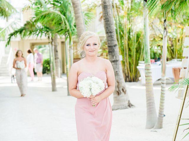 Jacob and Taylor's Wedding in Islamorada, Florida 29