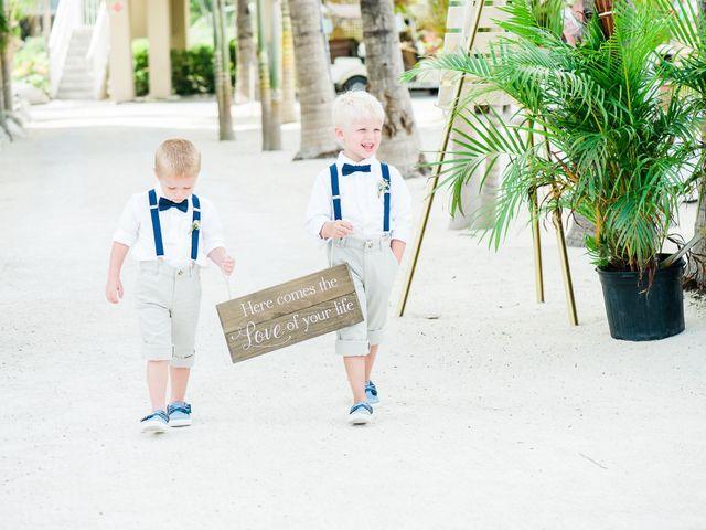 Jacob and Taylor's Wedding in Islamorada, Florida 30