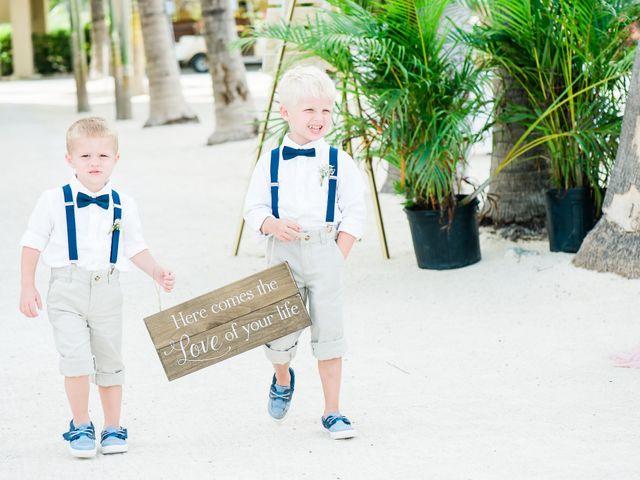 Jacob and Taylor's Wedding in Islamorada, Florida 31