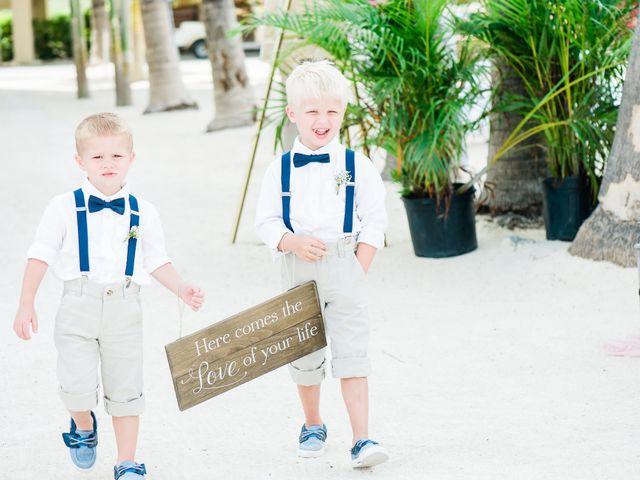 Jacob and Taylor's Wedding in Islamorada, Florida 32