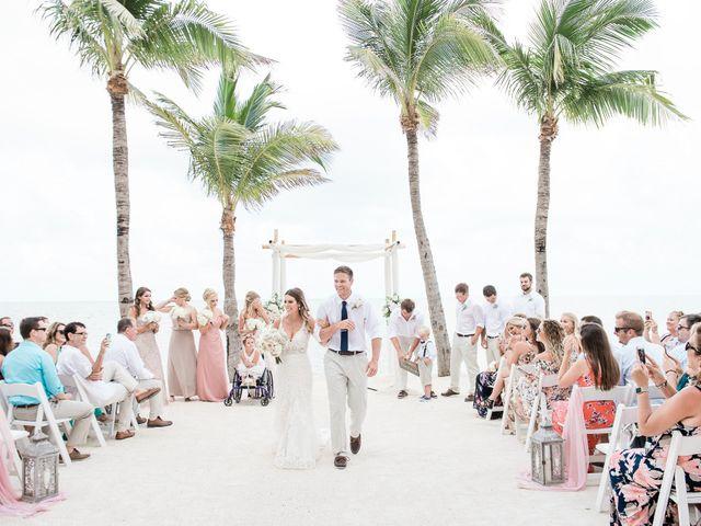 Jacob and Taylor's Wedding in Islamorada, Florida 36
