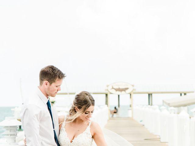 Jacob and Taylor's Wedding in Islamorada, Florida 37