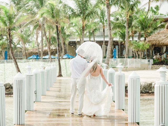 Jacob and Taylor's Wedding in Islamorada, Florida 43