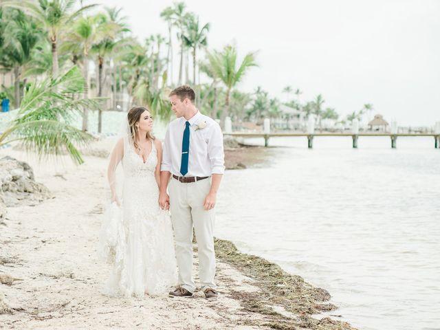 Jacob and Taylor's Wedding in Islamorada, Florida 47