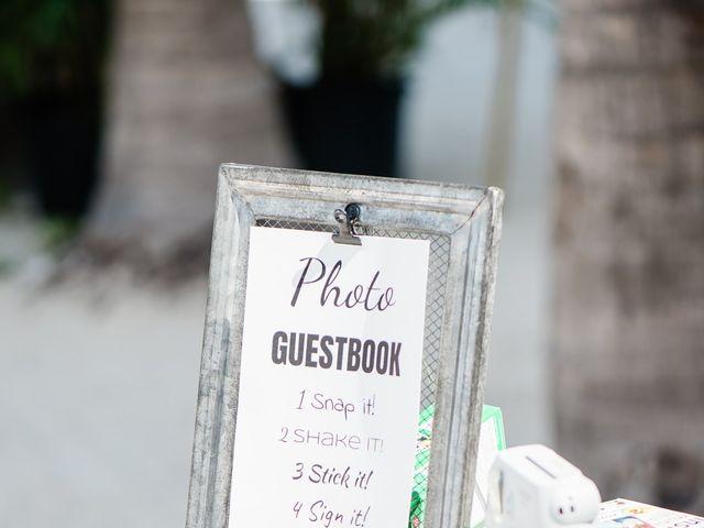 Jacob and Taylor's Wedding in Islamorada, Florida 59