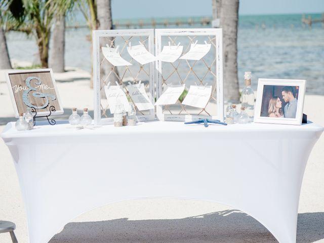Jacob and Taylor's Wedding in Islamorada, Florida 66