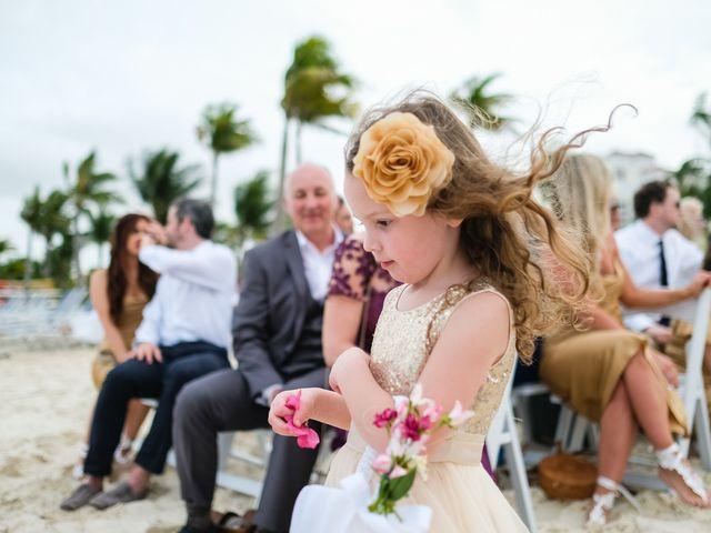 Robin and Conrad's Wedding in Nassau, Bahamas 8