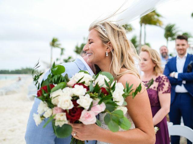 Robin and Conrad's Wedding in Nassau, Bahamas 10
