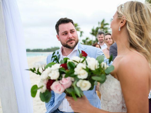 Robin and Conrad's Wedding in Nassau, Bahamas 11
