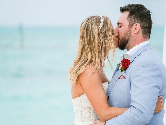 The wedding of Conrad and Robin