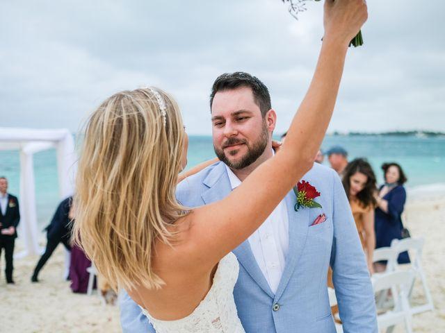 Robin and Conrad's Wedding in Nassau, Bahamas 13