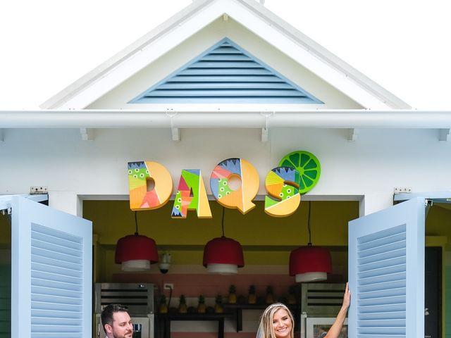 Robin and Conrad's Wedding in Nassau, Bahamas 14
