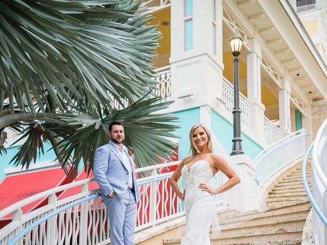 Robin and Conrad's Wedding in Nassau, Bahamas 16