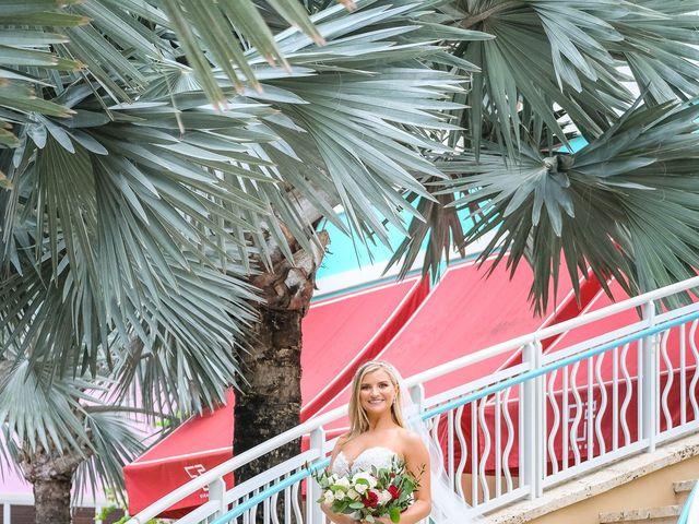 Robin and Conrad's Wedding in Nassau, Bahamas 1