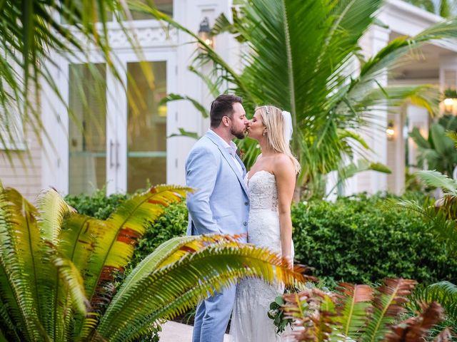 Robin and Conrad's Wedding in Nassau, Bahamas 17