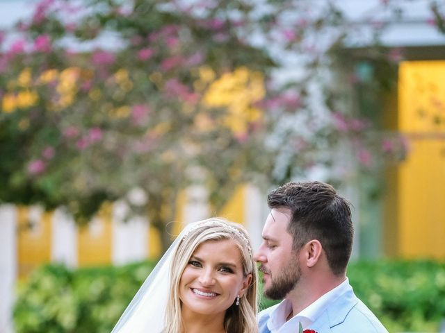 Robin and Conrad's Wedding in Nassau, Bahamas 2