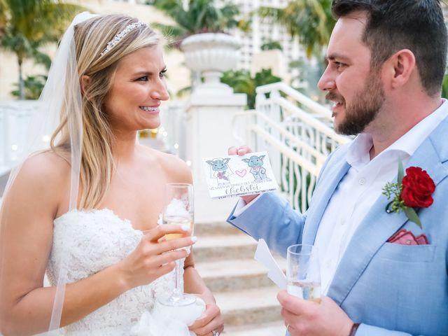 Robin and Conrad's Wedding in Nassau, Bahamas 18