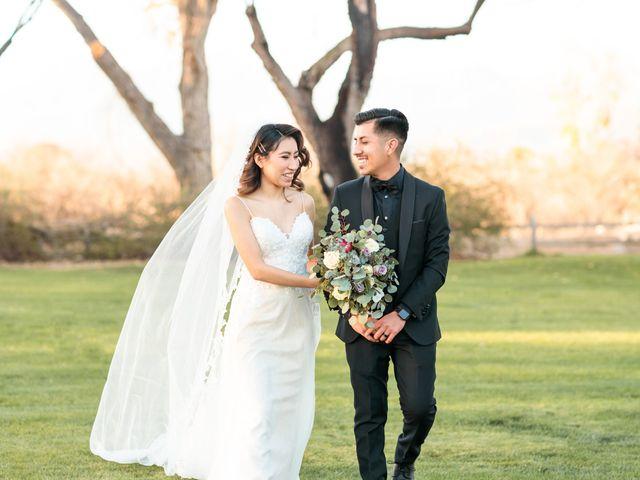 David and Lupita's Wedding in Tucson, Arizona 1
