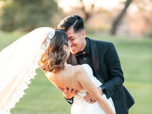 David and Lupita's Wedding in Tucson, Arizona 9