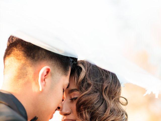 David and Lupita's Wedding in Tucson, Arizona 12