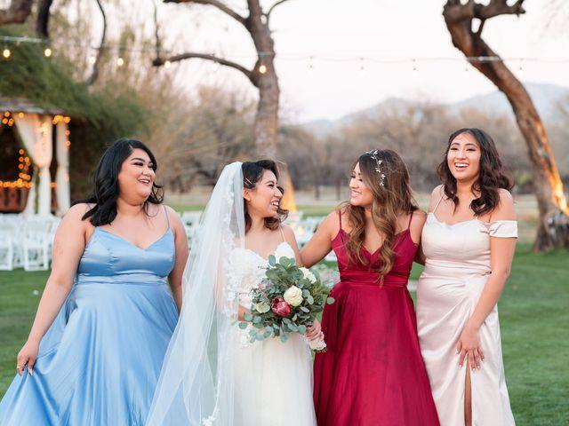 David and Lupita's Wedding in Tucson, Arizona 14