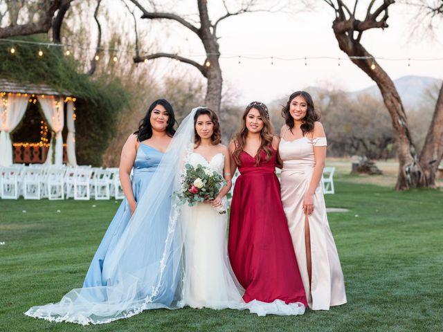 David and Lupita's Wedding in Tucson, Arizona 15