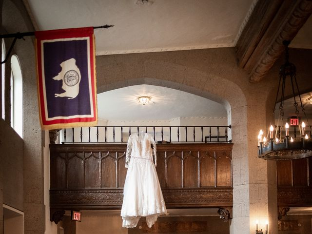 Seneca and Philicia's Wedding in West Point, New York 14
