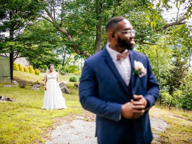 Seneca and Philicia's Wedding in West Point, New York 25