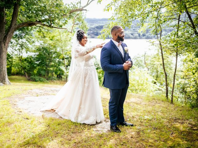 Seneca and Philicia's Wedding in West Point, New York 27