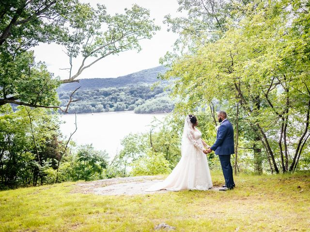 Seneca and Philicia's Wedding in West Point, New York 28