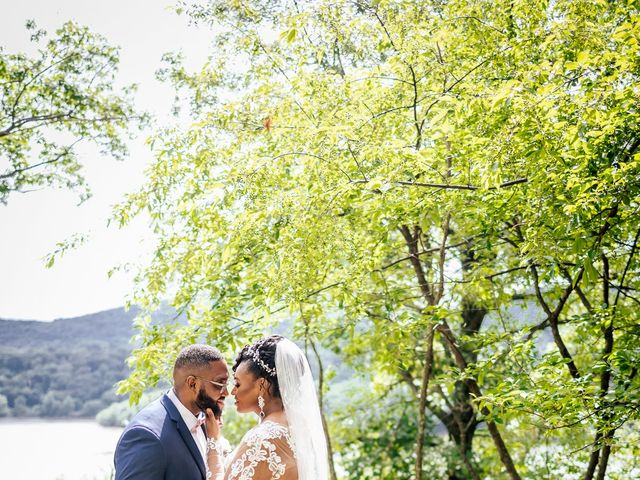 Seneca and Philicia's Wedding in West Point, New York 29