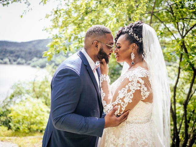 Seneca and Philicia's Wedding in West Point, New York 30