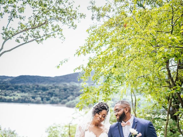 Seneca and Philicia's Wedding in West Point, New York 31