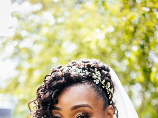 Seneca and Philicia's Wedding in West Point, New York 1