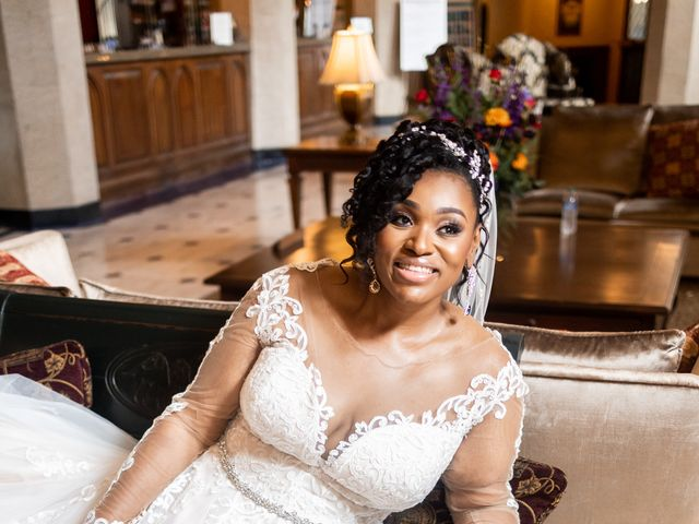 Seneca and Philicia's Wedding in West Point, New York 32