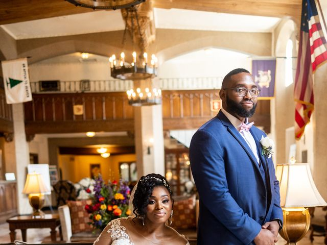 Seneca and Philicia's Wedding in West Point, New York 33