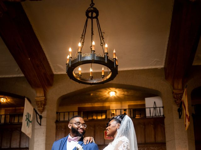 Seneca and Philicia's Wedding in West Point, New York 34