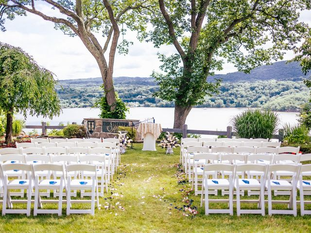 Seneca and Philicia's Wedding in West Point, New York 35