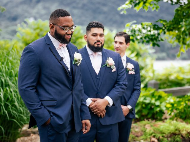 Seneca and Philicia's Wedding in West Point, New York 37