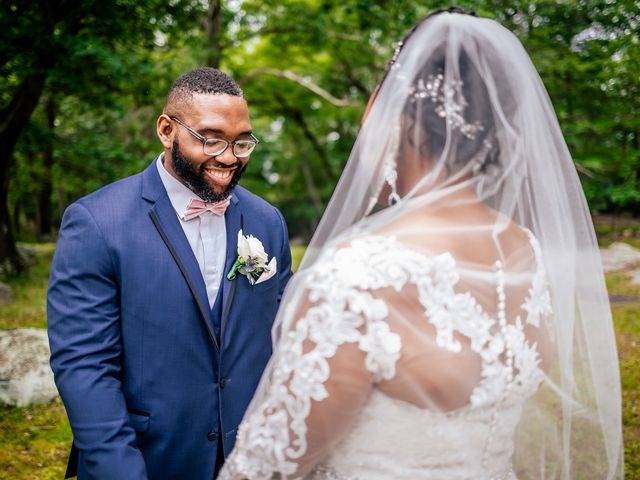 Seneca and Philicia's Wedding in West Point, New York 40