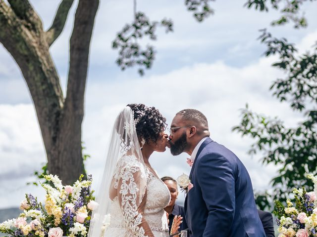 Seneca and Philicia's Wedding in West Point, New York 47