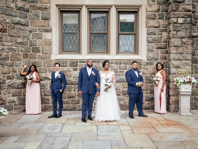 Seneca and Philicia's Wedding in West Point, New York 55