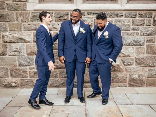 Seneca and Philicia's Wedding in West Point, New York 57