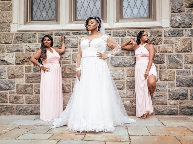 Seneca and Philicia's Wedding in West Point, New York 58